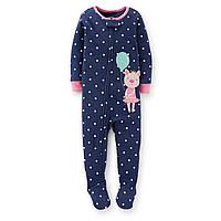 Пижама для девочки (слип) Carters