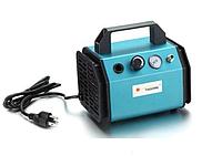 Миникомпрессор для аэрографа 23 л/мин с ресивером 0,3 л.