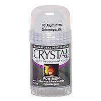 Натуральный дезодорант Crystal Body Deodorant Men's Stick