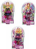 Кукла типа Барби Фея в слюде 33х20 см 2055