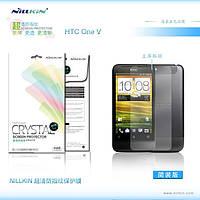 Защитная пленка Nillkin для HTC One V глянцевая