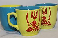 Чашка Украинская символика оптом