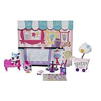 Литл Пет Шоп. Стильный тематический игровой набор (в ассорт.) Littlest Pet Shop