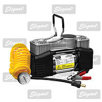Компрессор автомобильный (насос) Elegant Force Maxi двухцилиндровый для джипов, 4x4, микроавтобусов EL 100 090