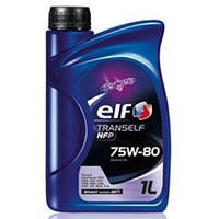 Трансмиссионные масла ELF TRANSELF NFJ 75W-80 1л