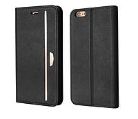 Чехол-книжка XUNDD Luxury Ultra Leather Case для iPhone 6 Plus Black