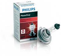 "Лампа галог  H7 24V 70W  ""PHILIPS"" MasterDuty BP 13972MDC1"