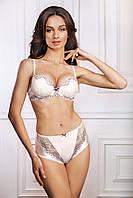 Красивый комплект нижнего белья на большую грудь AGAS 1221/41+TESSIE 2504/41 Jasmine Lingerie