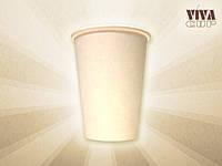 Бумажный стаканчик белый 200 мл.