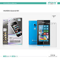 Защитная пленка Nillkin для Huawei Ascend W1 матовая