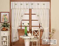 Гардины для кухни ARYA KAYAOGLU Olive 1751107