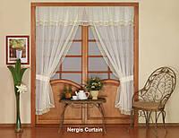 Шторы на окна ARYA KAYAOGLU Nergis полиэстер 150x200 см. 2шт. 1751109