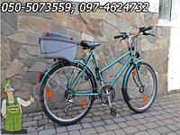 Велосипед (дамка) из Германии, хороший дамский велосипед для женщин и детей