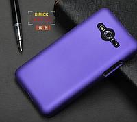 Пластиковый чехол для Samsung G355H Galaxy Core 2 фиолетовый