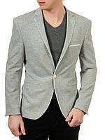 Пиджак мужской Soul&Сity 1020 серый, фото 1