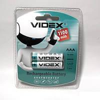 Аккумуляторы ААА Videx 1100 mA