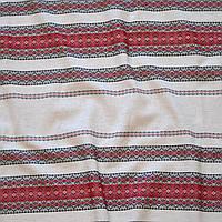 Ткань для штор с украинским орнаментом Кети ТДК-75 1/1