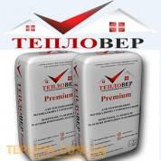 ШТУКАТУРКА ТЕПЛОИЗОЛЯЦИОННАЯ ТЕПЛОВЕР PREMIUM+ 10,5 кг (25л)