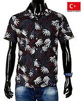 Мужские модные рубашки на лето в ассортименте.