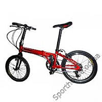 "Складной велосипед Azimut ""FKC-093"" (Alloy Folding)"