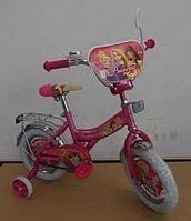 Велосипед 2-х колесный для девочек