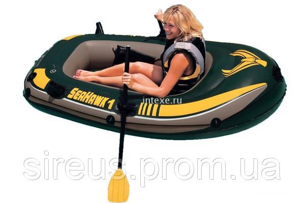 надувная лодка seahawk 100 intex купить
