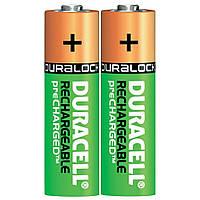 Пальчиковые аккумуляторы Duracell 2400