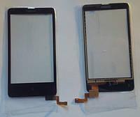 Тачскрин Nokia X RM-980 сенсор якісний