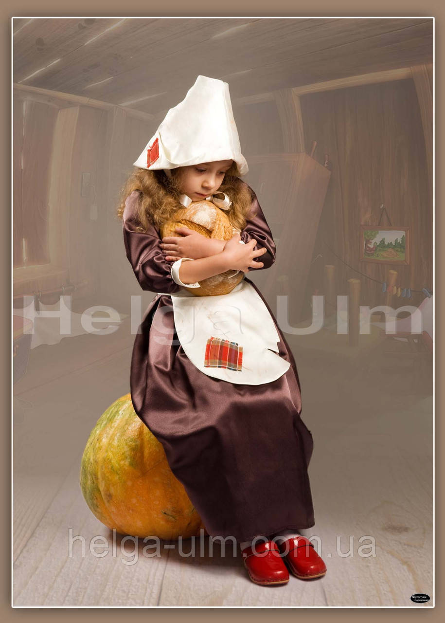 Карнавальный костюм Золушки своими руками описание
