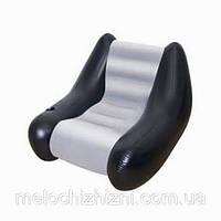Велюр-кресло, имеет оригинальный дизайн (Арт. 75049)