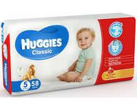 Подгузники Huggies Classic №5 11-25 кг (58 шт) (хаггис классик)