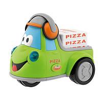 """Игрушка инерционная """"Забавная пицца"""" Chicco (Funny Pizza)"""