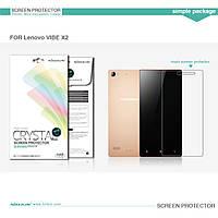 Защитная пленка Nillkin для  Lenovo Vibe X2  глянцевая
