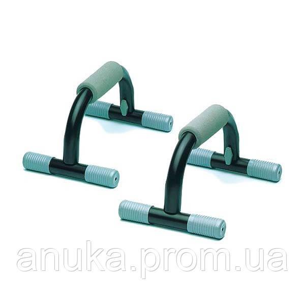 Упоры для отжиманий Tunturi Push-Up Bars