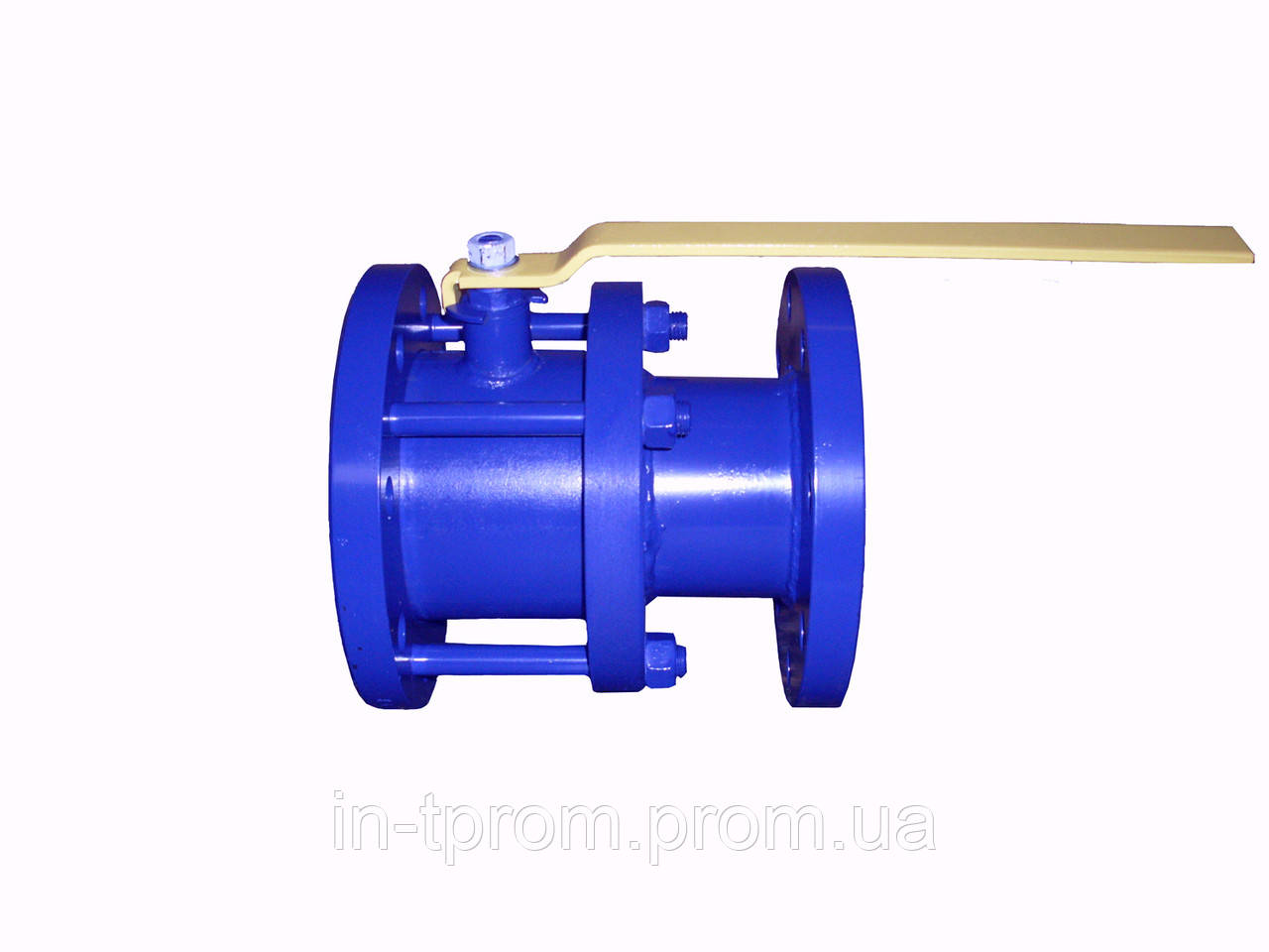 Кран шаровый фланцевый КШГ 21-150 Ду150, Ру16. Цена 12 200 руб/ед