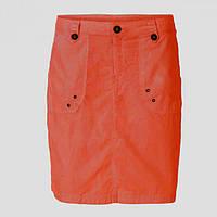 Женская юбка коралового цвета Parisa от Peppercorn  в размере М