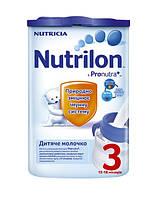 Молочная смесь Нутрилон 3 800г. (Nutrilon) детское молочко