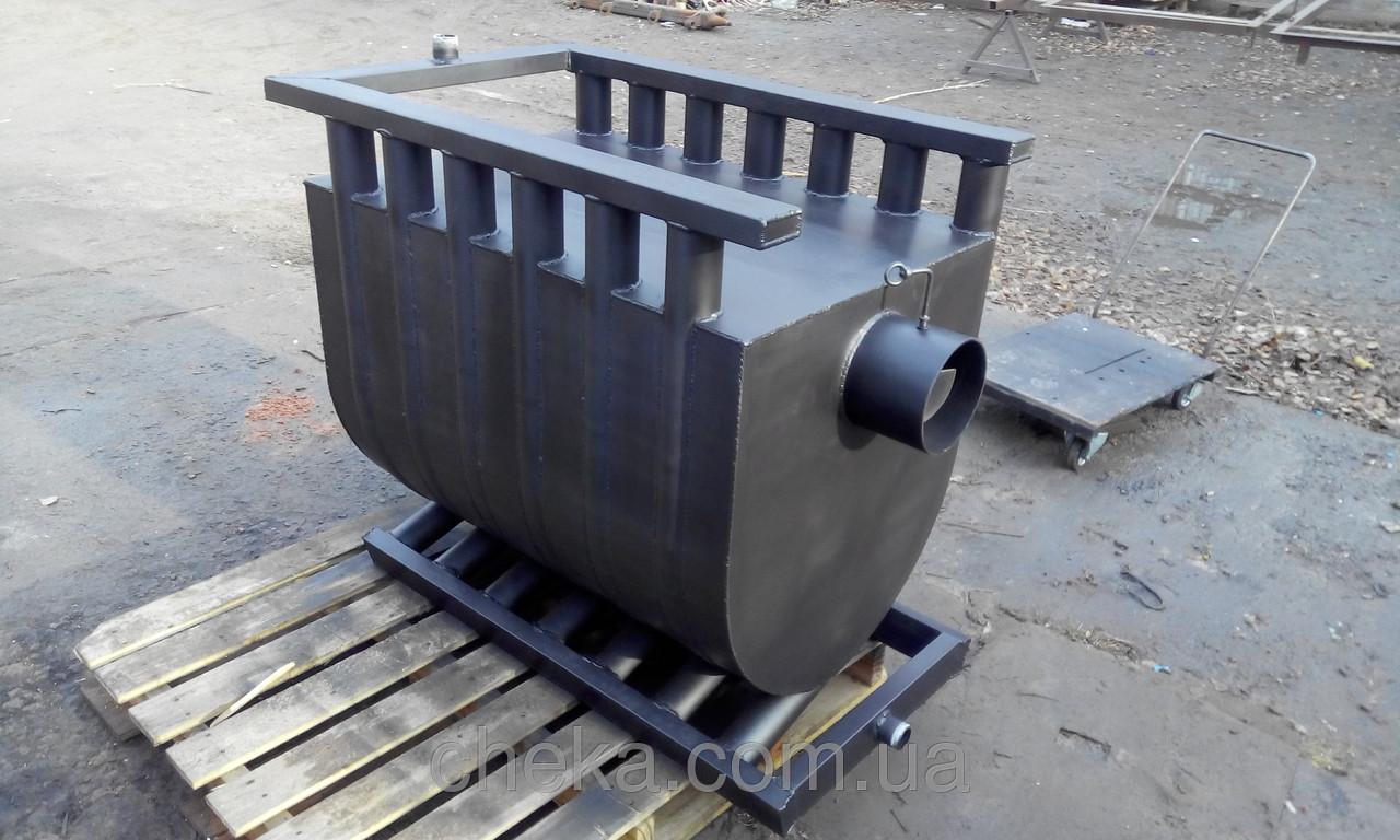 Печь для воздушного отопления дома своими руками 18