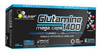 Глютамин L-Glutamine 1400 mega caps (120 caps)