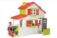 Домик игровой двухэтажный Duplex Smoby 320023