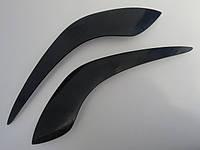 Ресницы на автомобильные фары Рено Траффик Опель Виваро с 2001 №1 Spirit. Тюнинговые накладки на фары Renault