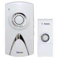 Беспроводной звонок 220V + кнопка на батарейках Feron E-351