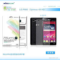 Защитная пленка Nillkin для LG Optimus 4X HD P880 глянцевая