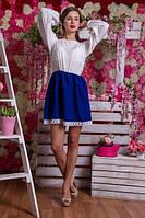 Платье верх креп-шифон 2086