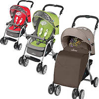Коляска детская прогулочная Baby Design Tiny (бэби, беби, дизайн, 02, 03, 09, коляска-книжка) [3 цве