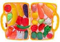 Фрукты и овощи в чемодане,  849-7