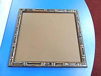 Рамка пластиковая для папируса(30Х32).Рамка с паспарту для оформления папируса.