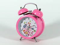 Оригинальный будильник часы Поляна