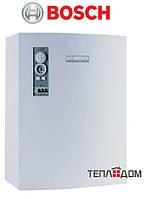 Электро котел BOSCH TRONIC 5000 H PTE4 кВт (2 тэна 2+2)
