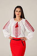 Вышианка женская с украинским орнаментом Иванна